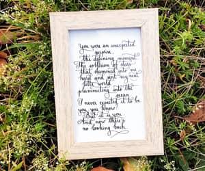 calligraphy, citate, and iubire image