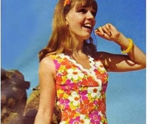 60s, beach, and fashion image