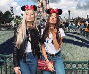 friends, disney, and beautiful image