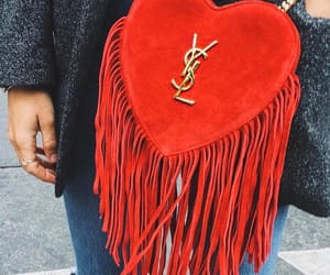 YSL, bag, and fashion image