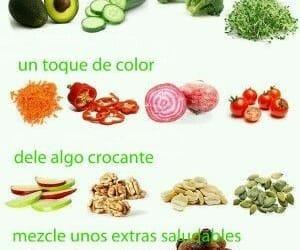 diy, tip, and ensalada image