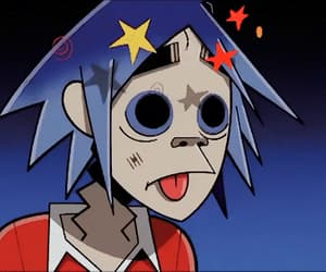 gorillaz and gif image