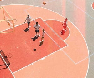 Basketball, tumblr, and aesthetic image