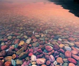 natureza, pedras, and rio image