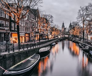amsterdam and netherlands image