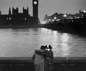 london, love, and vintage image