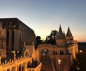 budapest, cities, and hungary image