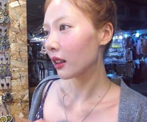 hyuna, kim hyuna, and 4minute image