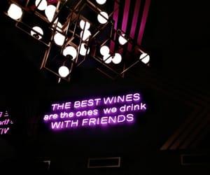 alternative, drinks, and friendship image