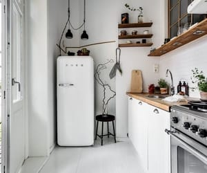 interior, inspiration, and kitchen image