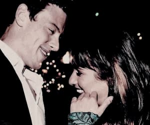 lea michele, monchele, and finchele image