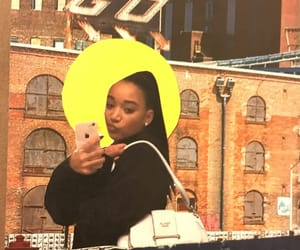 art, Collage, and black girl magic image