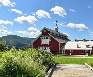 barn, country living, and rural image