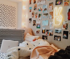 room, cute, and college image