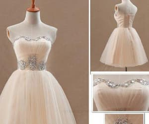 short homecoming dresses and a-line homecoming dresses image