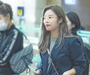 idol, kpop, and airport fashion image