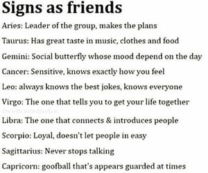 bff, cancer, and gemini image