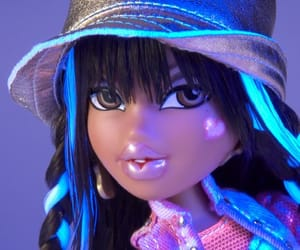 doll, muneca, and bratz image