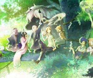 anime, drama, and fantasy image