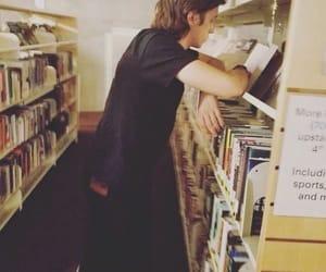 books, nick robinson, and boy image