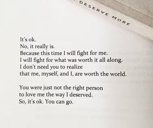fight, leave, and let go image
