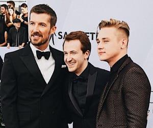 joe mazzello, ben hardy, and gwilym lee image