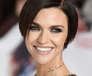 beautiful, Tattoos, and ruby rose image