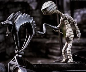 autumn, Halloween, and the nightmare before christmas image