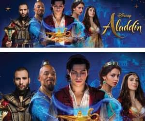 aladdin, disney, and movie image