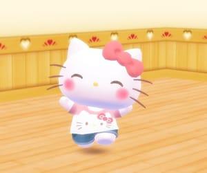 hello kitty, icon, and sanrio image