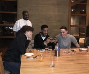 birthday party, celebrities, and kanye west image