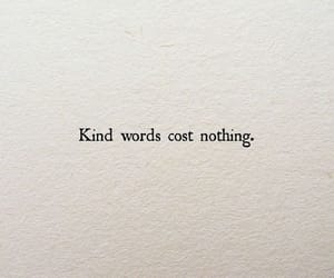 speak kindly, be kind, and words have power image