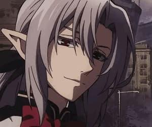 anime, gif, and vampire image