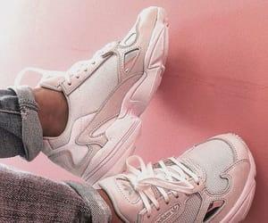 adidas, pink, and cute stuff image