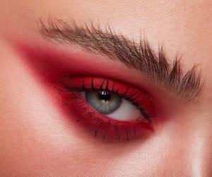 makeup, art, and eyeshadow image