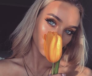 beautiful lady, makeup inspo, and pretty girl girls image