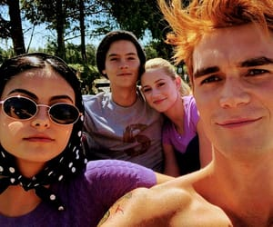 mystery, archie andrews, and camilla mendes image