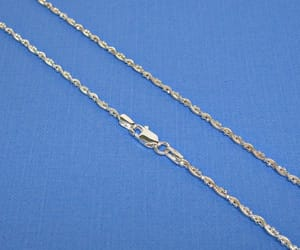 bead, silver, and sterling image