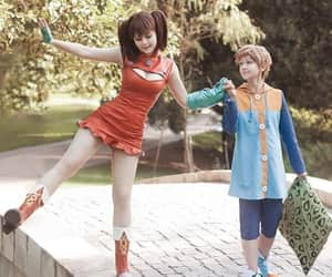 anime, nanatsu no taizai, and cosplay image