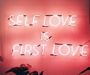 first love, motivation, and quote image