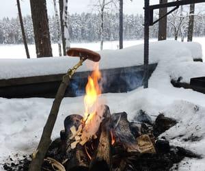 amazing, finland, and winter wonderland image