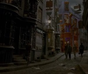 harry potter and diagon alley image