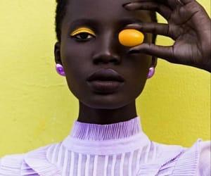 yellow, beautiful, and beauty image