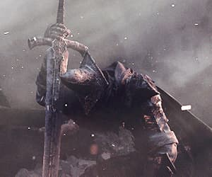 gif, dark souls, and abyss watchers image