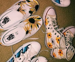 shoes, converse, and vans image