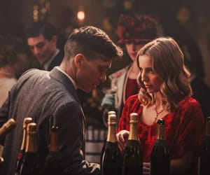 peaky blinders, cillian murphy, and annabelle wallis image