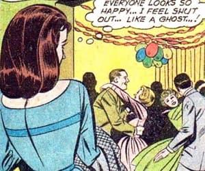 comic, 80svintagecomics, and comic art image
