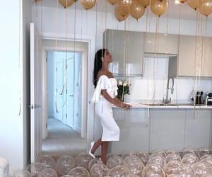 balloons, birthday, and luxury image