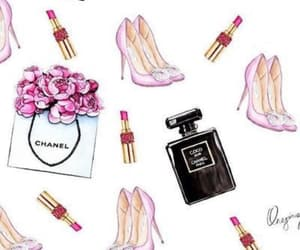 wallpaper, beauty, and chanel image