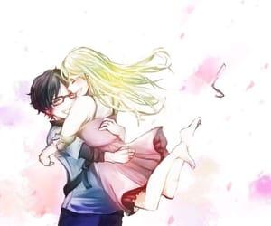 anime, anime girl, and cry image